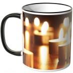JUNIWORDS Tasse Teelichter