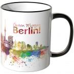 """JUNIWORDS Tasse """"Guten Morgen Berlin!"""""""