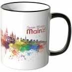 "JUNIWORDS Tasse ""Guten Morgen Mainz!"""
