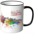 """JUNIWORDS Tasse """"Guten Morgen Mönchengladbach!"""""""
