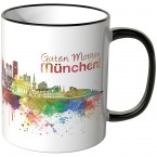 "JUNIWORDS Tasse ""Guten Morgen München!"""