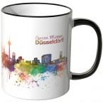 "JUNIWORDS Tasse ""Guten Morgen Düsseldorf!"""
