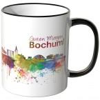 """JUNIWORDS Tasse """"Guten Morgen Bochum!"""""""