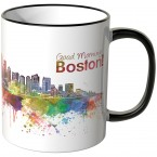 "JUNIWORDS Tasse ""Good Morning Boston!"""