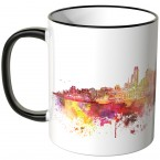 "JUNIWORDS Tasse ""Good Morning Philadelphia!"""