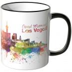 "JUNIWORDS Tasse ""Good Morning Las Vegas!"""