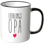 Tasse Lieblingsopa