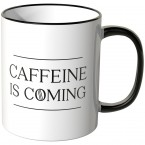 JUNIWORDS Tasse Caffeine is coming