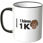 JUNIWORDS Tasse I bims 1 Kaffee