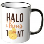 JUNIWORDS Tasse Halo i bims 1 NT