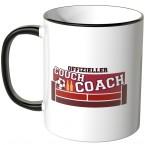 JUNIWORDS Tasse Offizieller Couch Coach