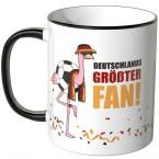 JUNIWORDS Tasse Weltmeisterschaft Flamingo