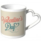 JUNIWORDS Herz Tasse Valentine's Day - I love you 365 days of the year