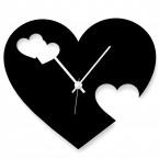 Herz als Uhr