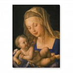 albrecht dürer maria mit dem kind