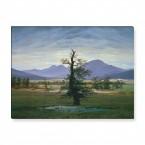Caspar David Friedrich Gemälde auf Leinwand