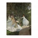 Damen im Garten Monet