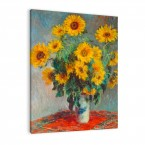 Claude Monet - Sonnenblumen