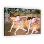 Edgar Degas - sich verbeugende Ballerinen