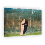 Edvard Munch - Zum Walde II