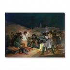 Franciscus José de Goya - Leinwandbild