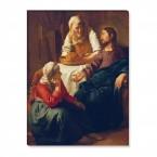 Christus im Hause von Martha und Maria Vermeer