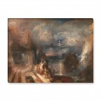 Joseph Mallord William Turner - Leinwandbild