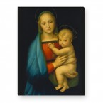 die Madonna des Großherzogs als Leinwandbild