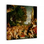 Leinwandbild das Venusfest