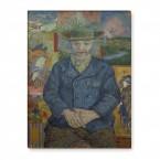 Van Gogh - Portrait des Pere Tanguy