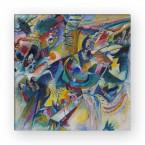 Leinwandbild von Wassily Kandinsky