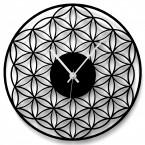 Blume des Lebens Uhr