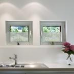 Milchglasfolie für Fenster, Glastüren und Duschen - 60 cm breite