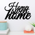Wandwort Home sweet homer