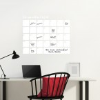 Whiteboard - Monatsplaner
