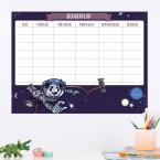 Astronaut Stundenplan