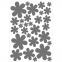 Wandtattoo A4-Set Blumenwiese