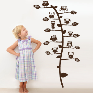 Wandtattoo ma band eulenbaum eulen wandaufkleber - Wandtattoo eulenbaum ...