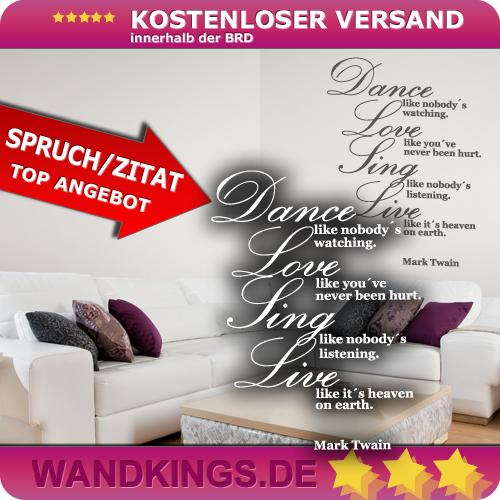WANDKINGS-Wandtattoo-Zitat-Dance-like-nobodys-watching-Groesse-amp-Farbe-waehlbar