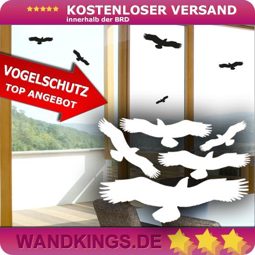 WANDKINGS-Wandtattoo-Vogelschutz-5-Aufkleber-im-Set-Fenster-Farbe-waehlbar