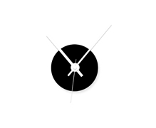 Mini Wanduhr Don Clock