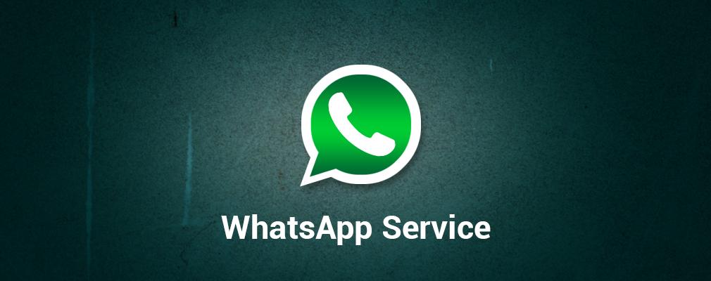 WhatsApp Service bei Wandkings.de