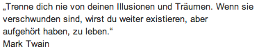 Wandtattoo-Zitat-Mark Twain